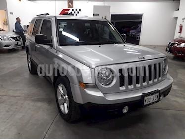 Foto venta Auto usado Jeep Patriot 4x2 Sport Aut (2013) color Plata precio $185,000