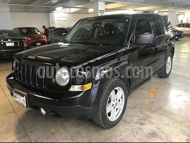 Foto venta Auto usado Jeep Patriot 4x2 Sport Aut (2014) color Negro precio $180,000