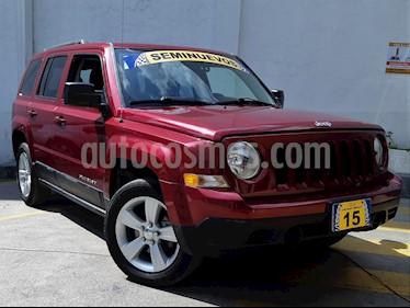 Foto venta Auto Seminuevo Jeep Patriot 4x2 Sport Aut (2015) color Rojo Cerezo precio $239,500