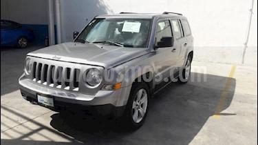 Foto venta Auto usado Jeep Patriot 4x2 Sport Aut (2016) color Plata precio $174,900