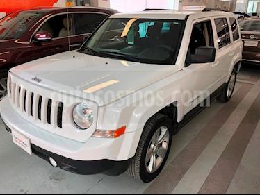 Foto venta Auto usado Jeep Patriot 4x2 Sport Aut (2016) color Blanco precio $225,000