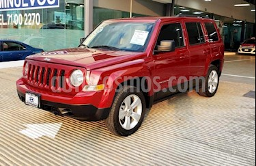 Foto venta Auto Seminuevo Jeep Patriot 4x2 Sport Aut (2015) color Rojo precio $225,000