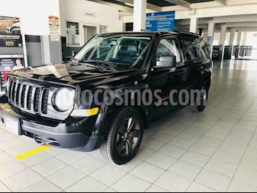 Foto venta Auto usado Jeep Patriot 4x2 Sport Aut (2017) color Negro precio $290,500