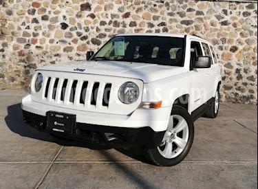 Foto venta Auto usado Jeep Patriot 4x2 Sport Aut (2015) color Blanco precio $195,000