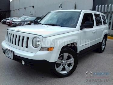 Foto venta Auto usado Jeep Patriot 4x2 Sport Aut (2013) color Blanco precio $158,000