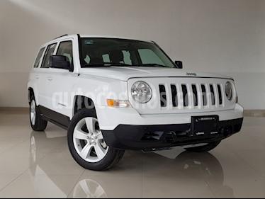 Foto venta Auto usado Jeep Patriot 4x2 Sport CVT (2016) color Blanco precio $219,900