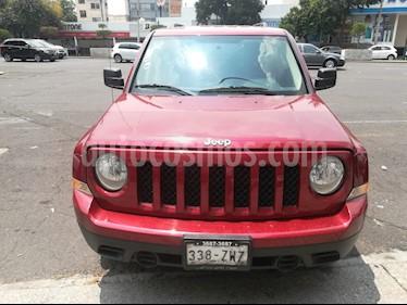 Foto Jeep Patriot 4x2 Sport CVT usado (2014) color Rojo precio $179,000