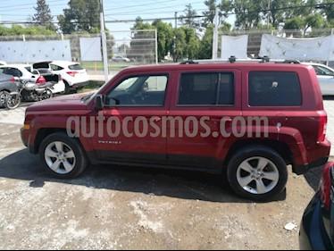 Foto venta Auto Seminuevo Jeep Patriot 4x2 Sport CVT (2013) color Vino Tinto precio $200,000