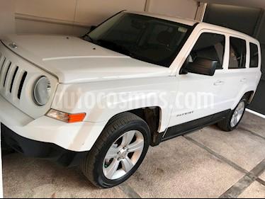 Jeep Patriot 4x2 Sport CVT usado (2017) color Blanco precio $260,000