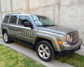 Foto venta Auto Seminuevo Jeep Patriot 4x2 Sport CVT (2013) color Gris precio $165,000