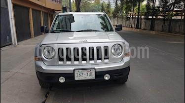 Foto Jeep Patriot 4x2 Sport CVT usado (2011) color Plata precio $156,000