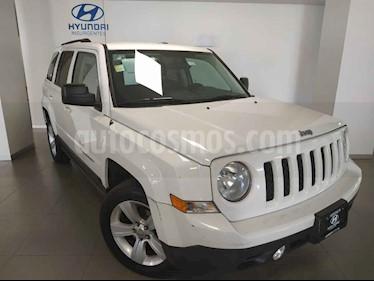 Foto venta Auto usado Jeep Patriot 4x2 Sport CVT (2012) color Blanco precio $155,000