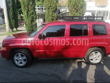 Foto Jeep Patriot 4x2 Sport CVT usado (2010) color Rojo Infierno precio $139,000