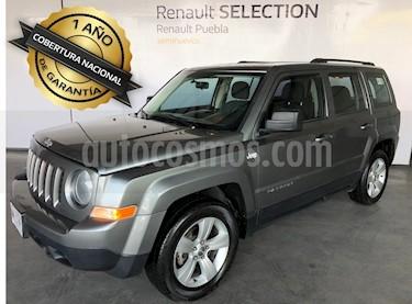 Foto venta Auto usado Jeep Patriot 4x2 Sport (2014) color Gris precio $180,000