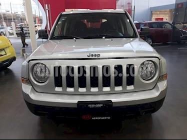 Foto venta Auto usado Jeep Patriot 4x2 Sport (2014) color Plata precio $175,000