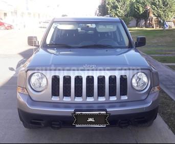 Foto Jeep Patriot 4x2 Sport usado (2015) color Plata Martillado precio $184,000