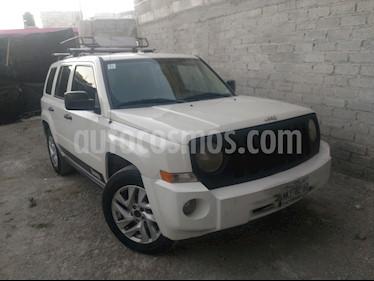 Foto venta Auto usado Jeep Patriot 4x2 Sport (2008) color Blanco precio $95,000