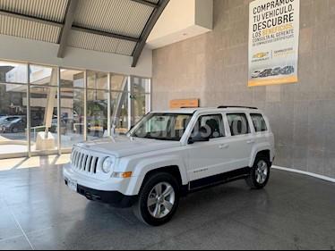 Jeep Patriot 4x2 Sport usado (2015) color Blanco precio $229,000