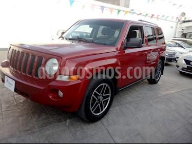Foto venta Auto usado Jeep Patriot 4x2 Sport (2010) color Rojo precio $122,000