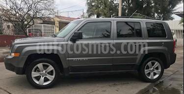 Foto venta Auto usado Jeep Patriot 4x2 Std CVT (2011) color Gris precio $148,000