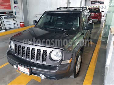 Foto venta Auto usado Jeep Patriot 4x4 Limited CVT Nav (2015) color Grafito precio $229,000