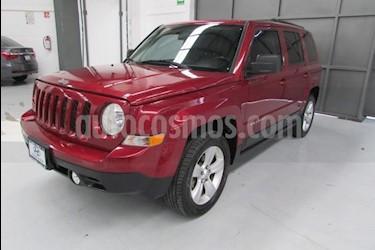 Foto venta Auto usado Jeep Patriot 5p Latitud L4/2.4 Aut (2015) color Amarillo precio $180,000