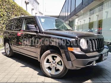 Foto venta Auto usado Jeep Patriot 5p Limited L4/2.4 Aut (2012) color Negro precio $175,000