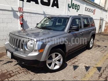 Foto Jeep Patriot 5p Sport L4/2.4 Aut usado (2015) color Plata precio $215,000