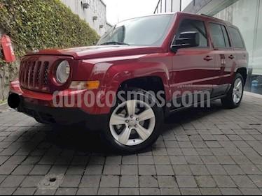 Foto venta Auto usado Jeep Patriot 5p Sport L4/2.4 Man (2016) color Rojo precio $235,000