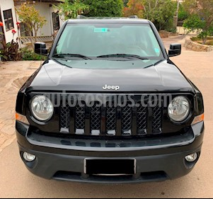 Jeep Patriot Limited 2.4L   usado (2015) color Negro precio $8.700.000