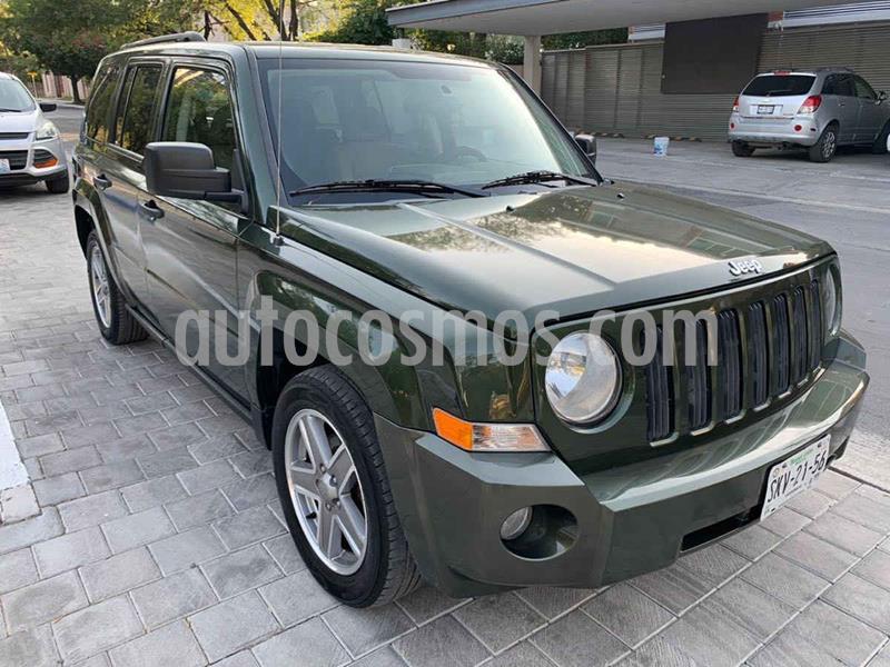 Jeep Patriot 4x2 Sport usado (2008) color Verde precio $159,900
