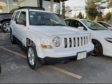 Jeep Patriot 4x2 Sport Aut usado (2017) color Blanco precio $255,000
