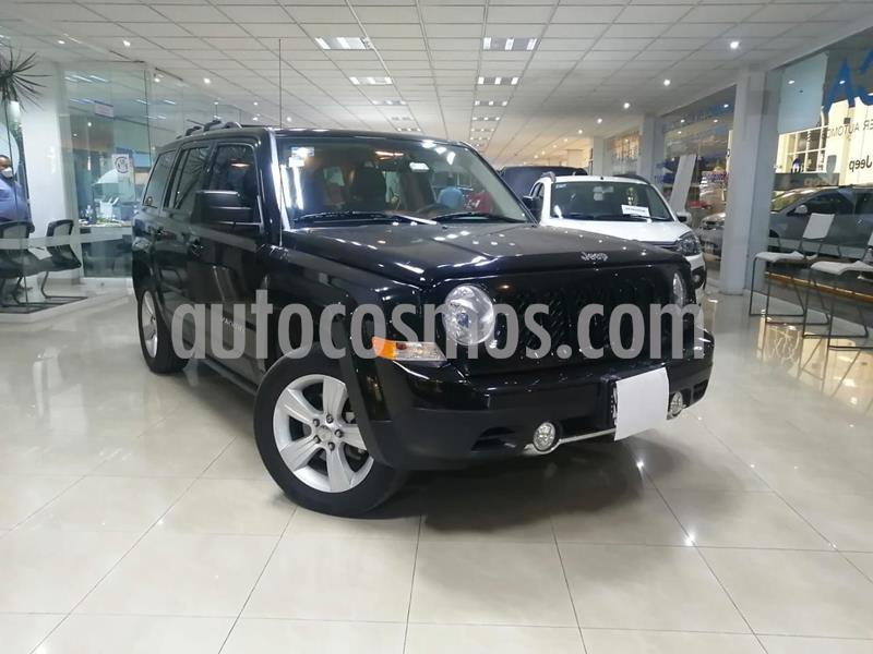 Jeep Patriot 4x4 Limited CVT usado (2014) color Negro precio $199,000