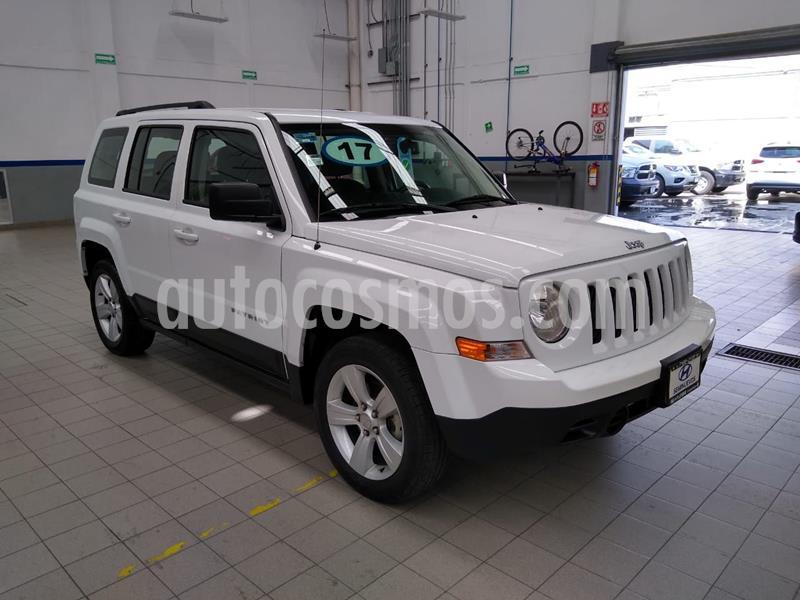Jeep Patriot 4x2 Sport usado (2017) color Blanco precio $245,000