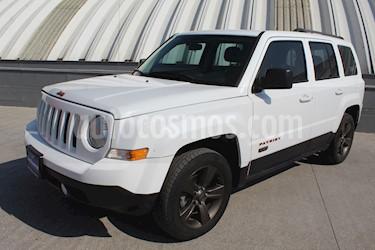 Jeep Patriot 4x2 Edicion 75 Aniversario Aut usado (2016) color Blanco precio $239,000
