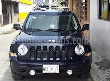 Jeep Patriot 4x2 Sport usado (2012) color Azul Real precio $160,000