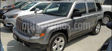Jeep Patriot 4x2 Limited CVT Nav usado (2015) color Plata precio $230,000