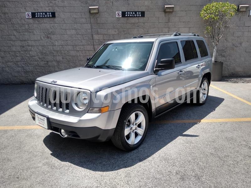 Jeep Patriot 4x4 Limited CVT  usado (2015) color Plata precio $200,000