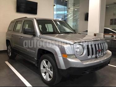 Jeep Patriot 5P SPORT L4/2.4 AUT usado (2017) precio $225,000
