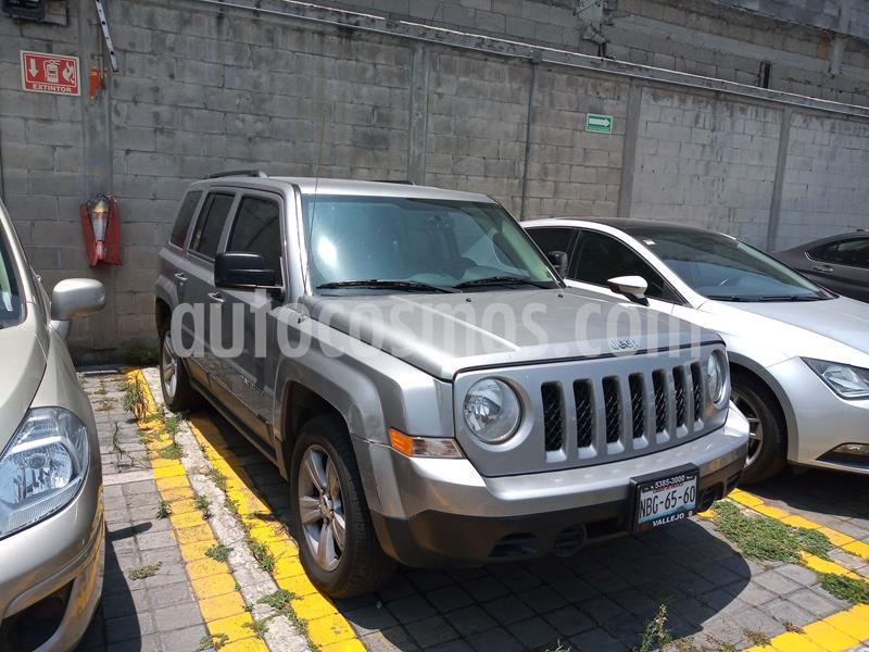 Jeep Patriot 4x2 Sport usado (2017) color Plata precio $243,000