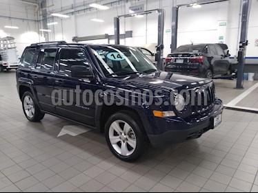 Jeep Patriot 4x2 Sport CVT usado (2014) color Azul precio $175,000