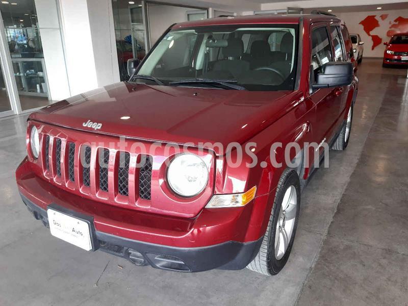 Jeep Patriot 4x2 Sport usado (2015) color Rojo precio $179,900
