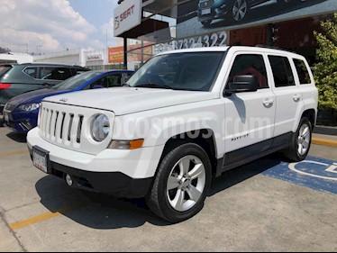 Jeep Patriot 5p Latitud L4/2.4 Aut usado (2014) color Negro precio $169,990
