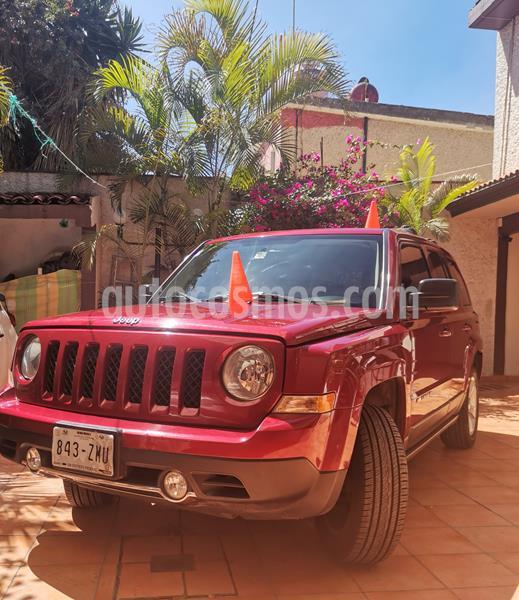 Jeep Patriot 4x2 Limited usado (2014) color Rojo Cerezo precio $179,000