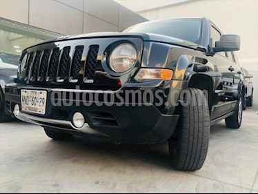 Jeep Patriot 4x2 Limited CVT usado (2013) color Negro precio $176,000