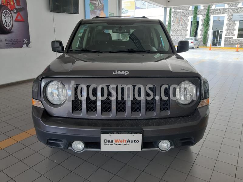 Jeep Patriot 4x2 Base usado (2017) color Gris precio $256,000