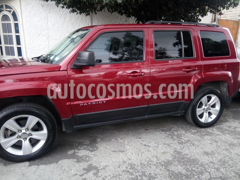 Jeep Patriot 4x2 Sport Aut usado (2012) color Rojo Cerezo precio $151,000