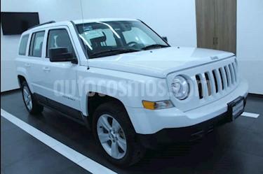 foto Jeep Patriot 4x2 Sport Aut usado (2017) color Blanco precio $249,000