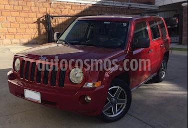 Jeep Patriot 4x2 Sport usado (2009) color Rojo precio $120,000
