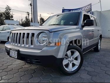 Jeep Patriot 4x2 Sport usado (2016) color Plata Martillado precio $260,000